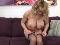 Best pornstars Marco Banderas, Alyssa Lynn in Hottest Stockings, Big Tits adult movie