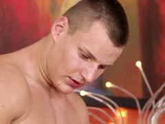 Sex between naked men and women