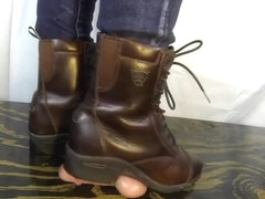 Riding Boots Trample Shoejob