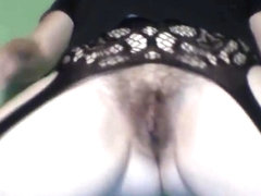 Hairy mature milfs beaver close up real orgasm masturbation