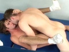 Aaron mark and thorben hardcore fucking and sucking