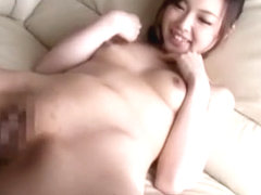 Horny Japanese chick Aiko Hirose in Incredible Shaved/Paipan JAV video