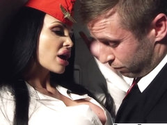 DigitalPlayground - Fly Girls Final Payload Scene 2 Aletta Ocean Nicolette Shea Axel Aces Ryan Ryd.