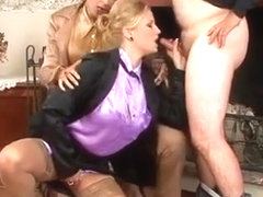 Immoral Slut Takes A Big Golden Shower While Getting Fucked