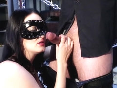 Kimberly Kane Mistress Nylonika Vs The Hero in private premium video