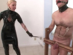 Goddess torture Balls end Sounding