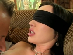 Hubby gets a surprise blowjob justporno