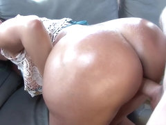 Colombian Goddess With A Huge Round Ass