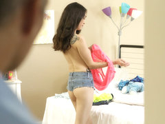 Jericha Jem in Blows For Clothes - NUBILESPorn