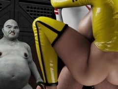 3d anime big fantastic tits