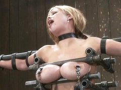 Katie Kox in Katie Kox Thanks for the mammaries - DeviceBondage