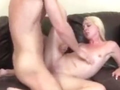Ashley Stone Worships A Big Rod And Then Fucks It With Great Intensity