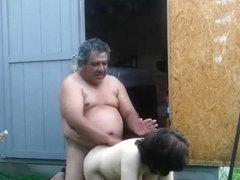 staruszek kobieta porno kurwa duże czarne kurki