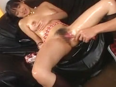 Fabulous Japanese slut Anna Kanzaki in Best Dildos/Toys, Close-up JAV scene