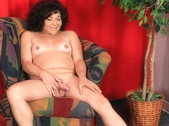 Gina in Sexy Gina Solo - BlackTGirls
