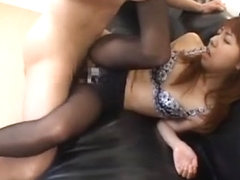 Exotic Japanese whore Karen, Ai Sakura, Anju Himeno in Amazing Foot Fetish, Blowjob/Fera JAV clip