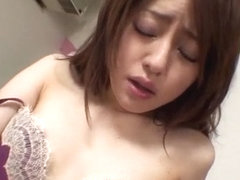 Amazing solo cam show with superb Ria Sakurai