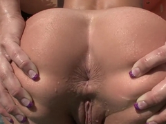 Best pornstar Amy Brooke in crazy pov, anal adult video