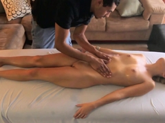 Fabulous pornstars Wet Dream, Carmen Monet in Crazy Massage, Small Tits adult video