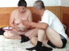 Old Man And Mature Asian Prostitute Vid1