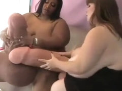 Futanaria Excessively Endowed Sex with Trisha Teabag and Josie Jumboner