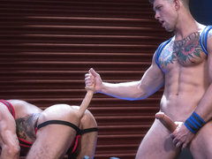 Skuff: Rough Trade 2 XXX Video: Sebastian Kross, Mikoah Kan - FalconStudios