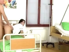 Nurse Vicky Love- Pleases Patient