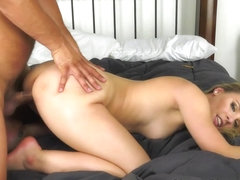Aubrey Sinclair  Danny Mountain in Loving This Moment - WildOnCam