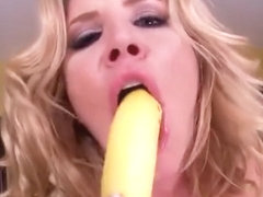 Hot dusky Ainsley Addison in passionate masturbation porn video