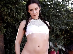 Xxx Step sister mandy flores caught masturbating