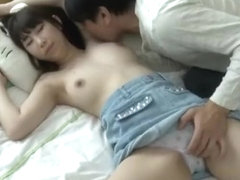 Japanese armpit licking