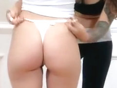 thong wedgie