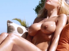 Baby Got Boobs: Kayla Kayden is Dripping Wet. Kayla Kayden, Keiran Lee