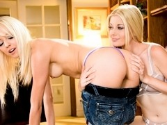 Sierra Nevadah & Charlotte Stokely in Lady Lessons Part Four: The Tutor Video