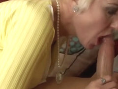 Mother In Law Cougar Assfucked After Blowjob