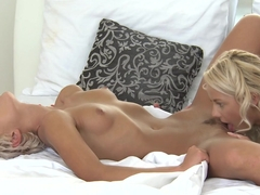 Hottest pornstars Anna Marie, Kinga W. in Exotic Small Tits, Dildos/Toys adult video