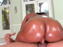 Big ass Stacey Fuxx gets nailed hard