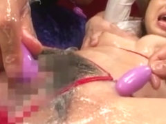 Hottest Japanese model Anri Hoshizaki in Crazy Close-up, Lingerie JAV movie